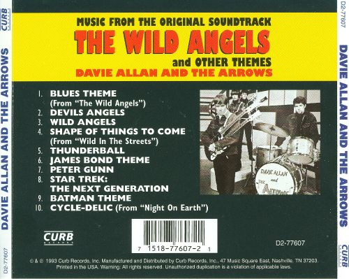 The Wild Angels and Other Themes
