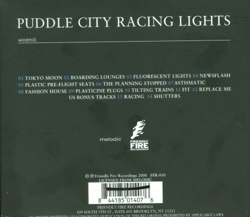 Puddle City Racing Lights