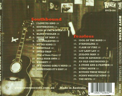 Southbound/Fearless