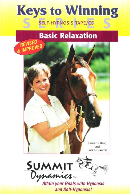 Basic Relaxation For The Equestrian Self Hypnosis