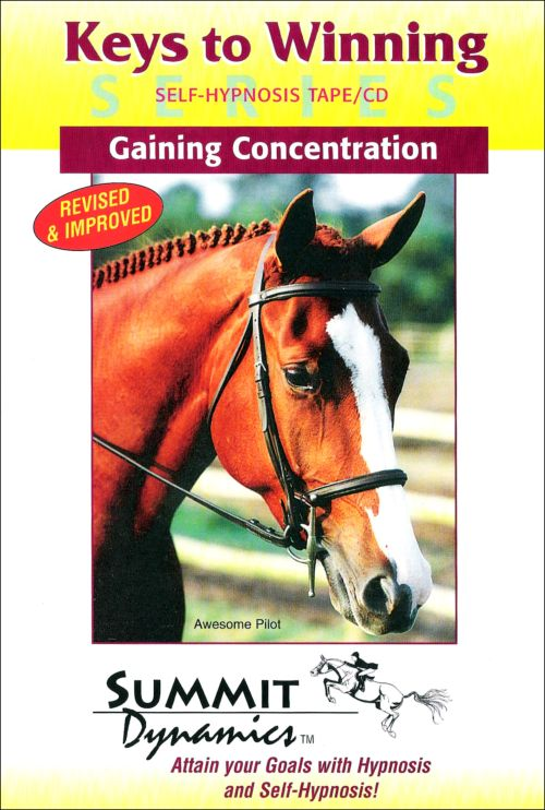 Gaining Concentration for the Equestrian with Hypnotherapy