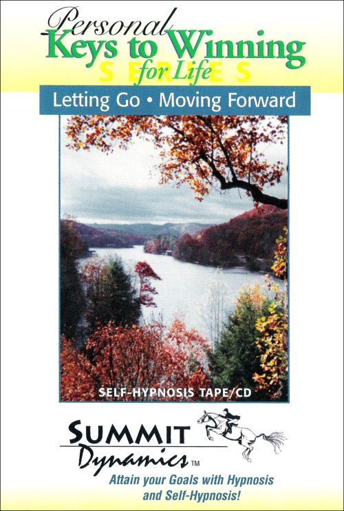 Self Hypnosis To Help Letting Go, Moving Forward