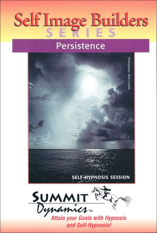 Improve Persistence with Self Hypnosis