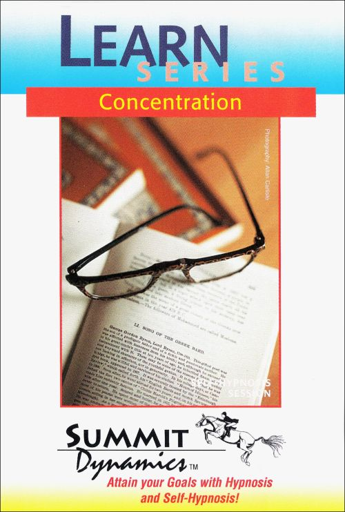 Increase Concentration with Self Hypnosis