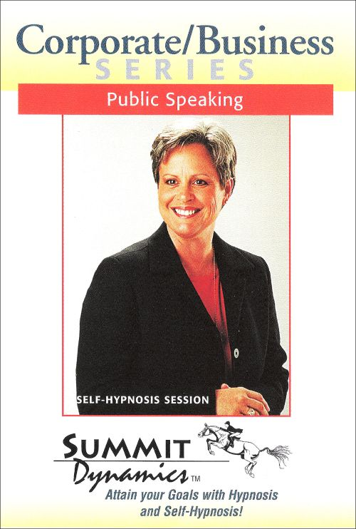 Cultivate Public Speaking Skills with Self Hypnosis