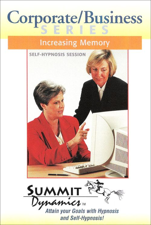 Increase Your Memory with Self Hypnotherapy
