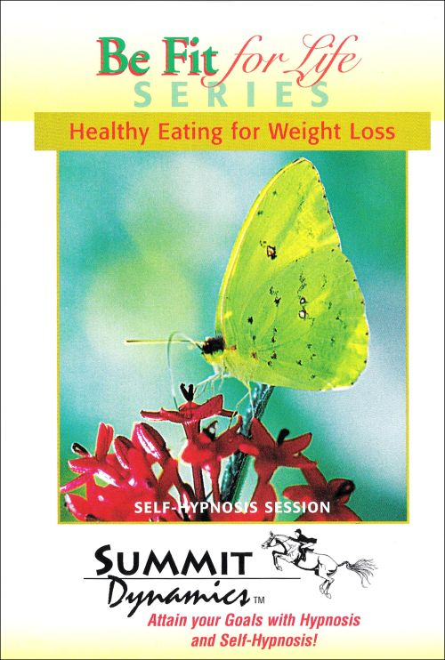 Healthy Eating for Weight Loss: Weight Loss Hypnosis CD