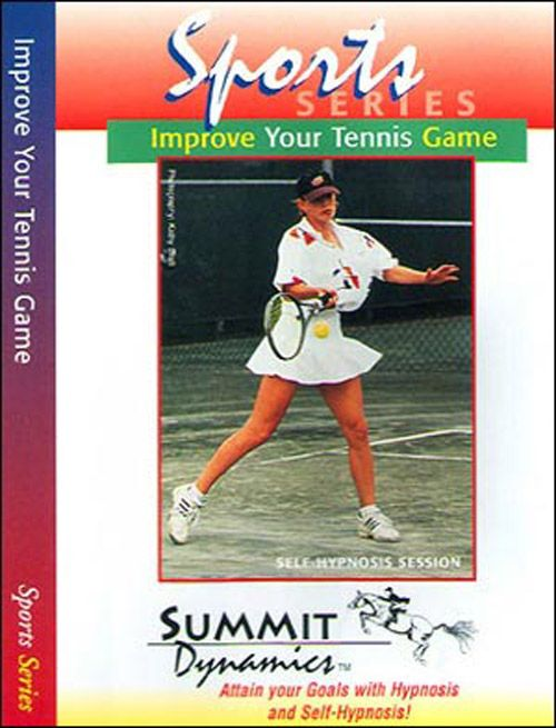Self Hypnosis Therapy to Improve Your Tennis Game