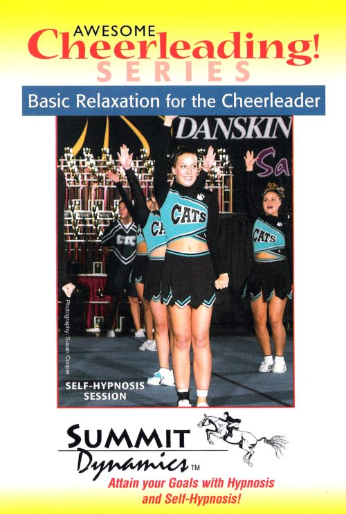 Basic Relaxation for the Cheerleader Self Hypnosis CD