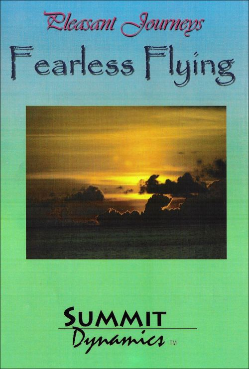 Fearless Flying: Self Hypnosis CD for Aerophobia