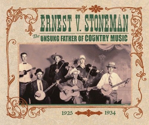 Ernest V. Stoneman: The Unsung Father Of Country Music