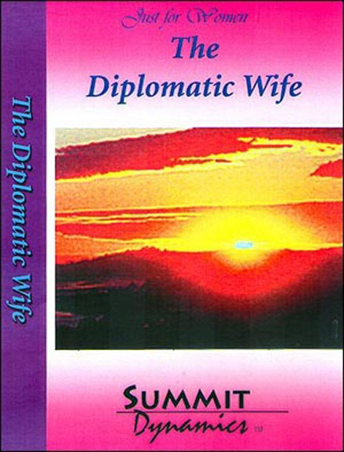 The Diplomatic Wife Self Hypnosis CD