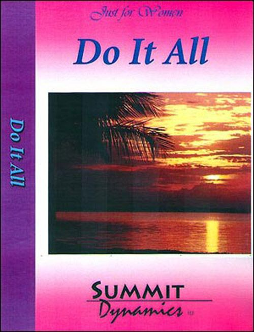Do It All with Self Hypnosis