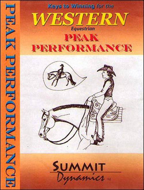 Peak Performance for the Western Rider Self Hypnosis CD