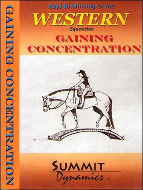 Self Hypnosis: Gaining Concentration and Memory for the Western Rider