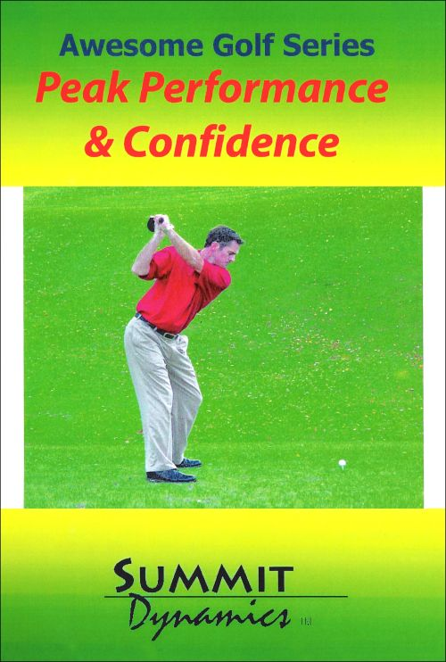 Self Hypnosis: Confidence for Golf Hypnotherapy