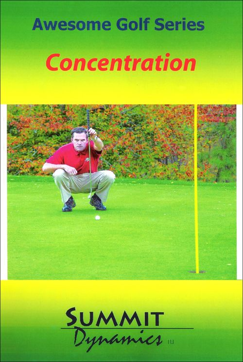 Concentration for Better Golf with Self Hypnosis