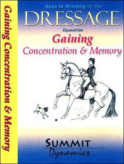 Self Hypnosis CD: Gaining Concentration and Memory for Dressage