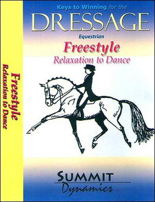 Freestyle Relaxation to Equestrian Dance: Self Hypnosis CD