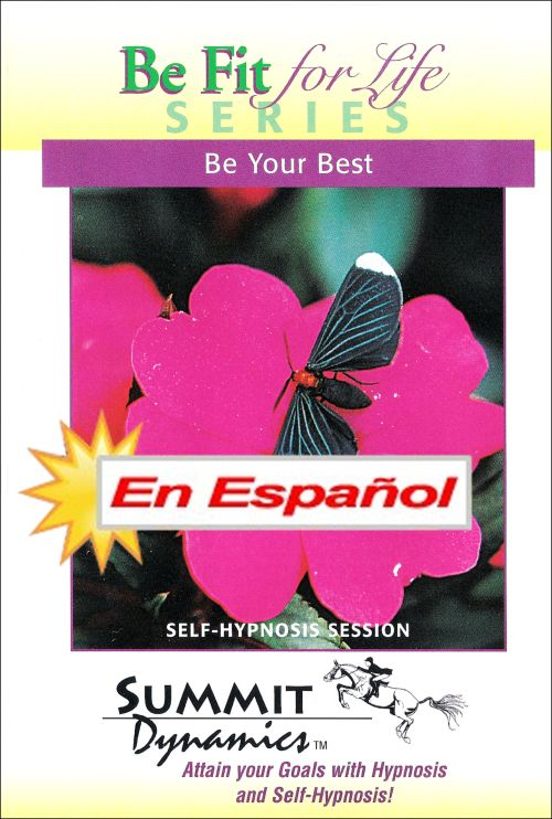 Be Your Best, Try Self Hypnotherapy Training