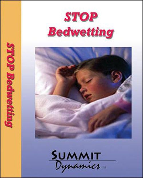 Use Hypnosis To Stop Bedwetting