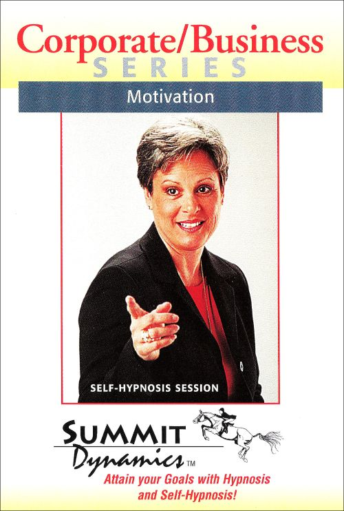 Intensify Motivation with Self Hypnosis