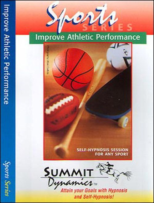 Improve Athletic Performance: Self-Hypnosis Session for Any Sport