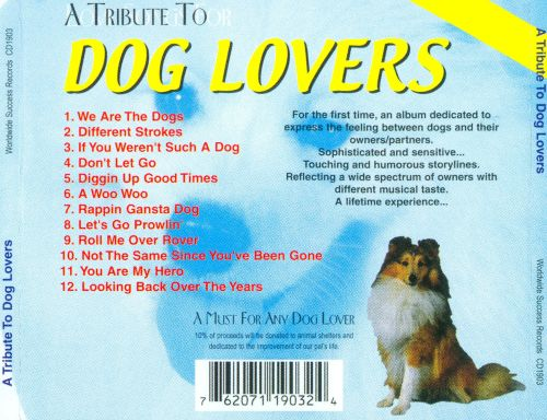 Love Songs for Dog Lovers