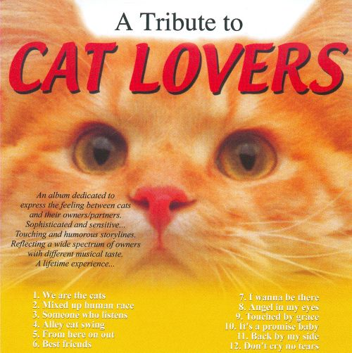 Love Songs for Cat Lovers
