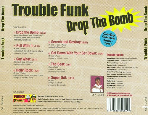 Drop the Bomb [Funky Delicacies]
