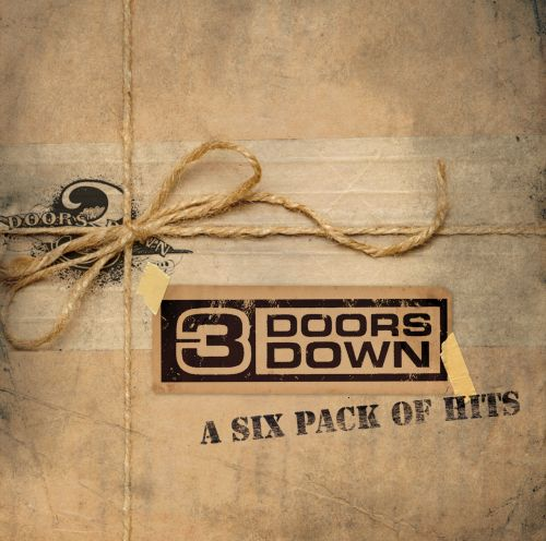 six pack of hits 3 doors down songs reviews credits allmusic. Black Bedroom Furniture Sets. Home Design Ideas