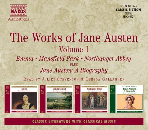 Works of Jane Austen Vol. 1