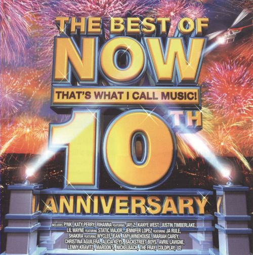 Musicnow1 On Amazon Com Marketplace: The Best Of Now That's What I Call Music! 10th Anniversary
