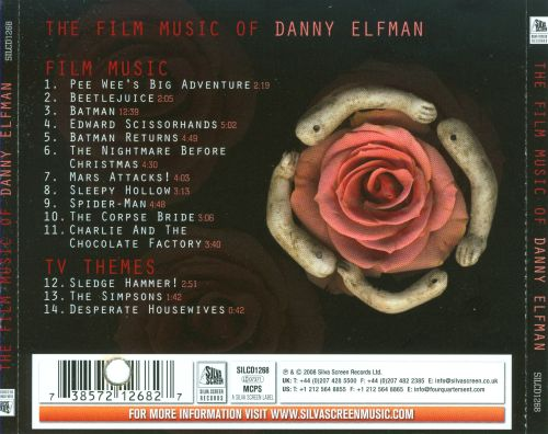 The Film Music of Danny Elfman