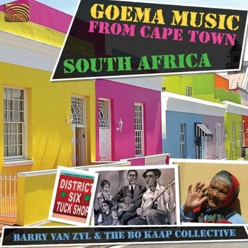 Goema Music From Cape Town, South Africa