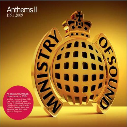 Ministry of Sound Anthems II: 1991-2009