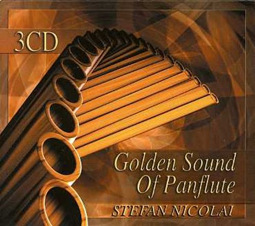 Golden Sound of Panflute [Greatest Collection]