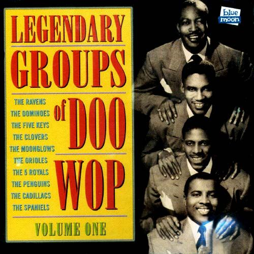 Legendary Doo Wop Groups, Vol. 1