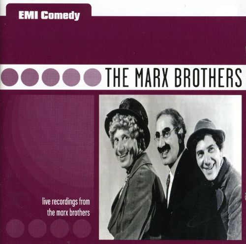 EMI Comedy: The Marx Brothers
