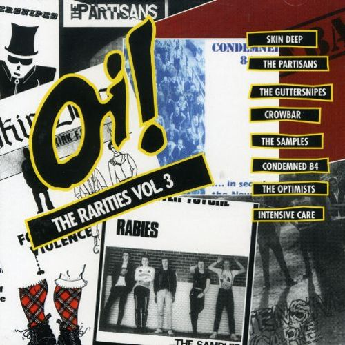 Oi! The Rarities, Vol. 3