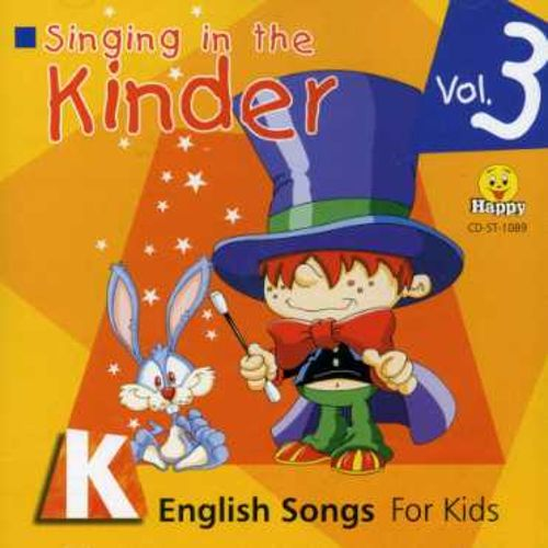 Singing in the Kinder, Vol. 3