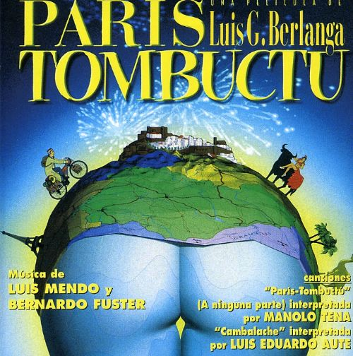 París - Tombuctú [Original Motion Picture Soundtrack]