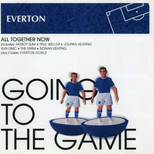 Going to the Game: Everton