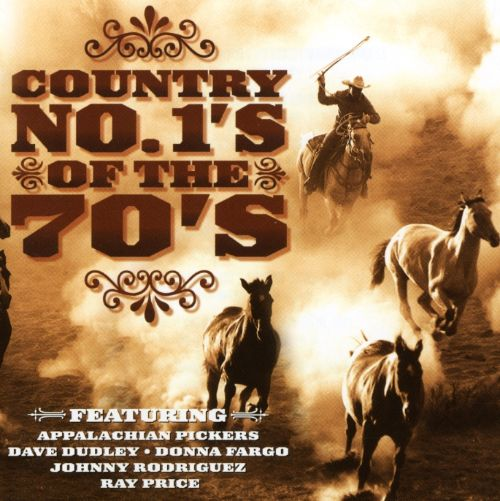 Country No.1's of the 70's