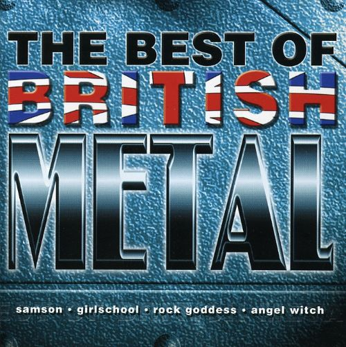 The Very Best of British Metal