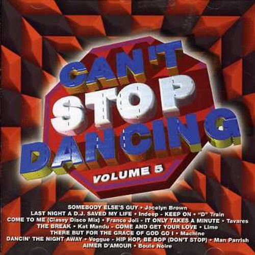Can't Stop Dancing, Vol. 5