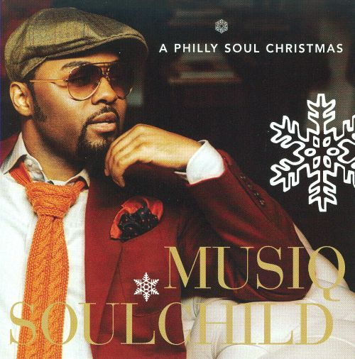 A Philly Soul Christmas - Musiq Soulchild | Songs, Reviews ...