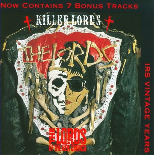 Image result for Lords of The New Church - Killer Lords