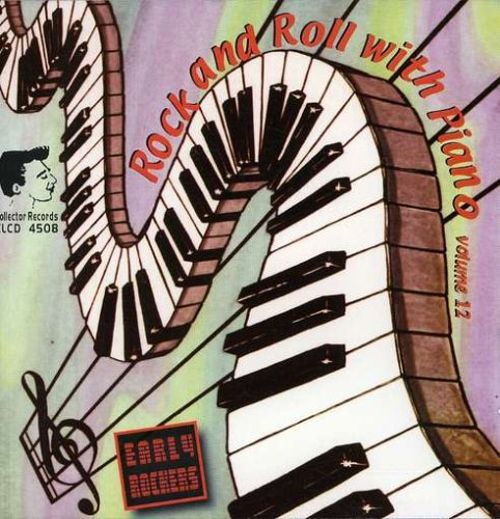 Rock and Roll with Piano, Vol. 12