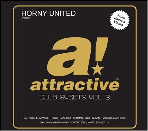 Horny United Presents Attractive Club Sweets, Vol. 3